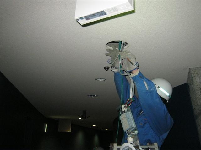 実績-Wi-Fi工事
