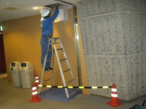 熊本市 某会館様 Wi-Fi設備設置工事