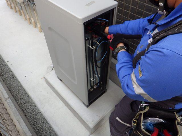 蓄電池・HEMS設置工事